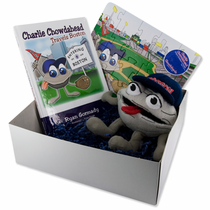 Charlie Chowdahead Gift Set (Book, Stuffed Animal, Puzzle)