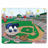 Charlie Chowdahead Puzzle (Baseball Game)
