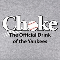 Choke Official Softdrink Anti Yankees T-Shirt