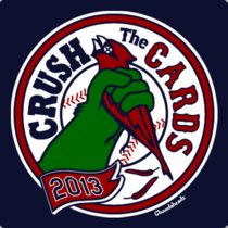 Crush The Cards T-Shirt