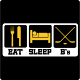 Eat Sleep Bs T-Shirt / Sweatshirt