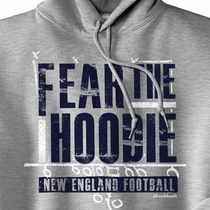 Fear The Hoodie Hooded Sweatshirt