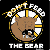 Feed The Bear T-Shirt (Limited Time)