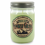 Fresh Cut Fenway Grass Candle