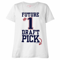 Future Draft Pick Maternity T-Shirt