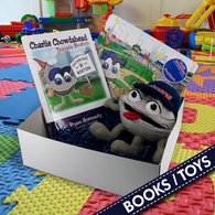 Games, Books and Toys For The Boston Fan