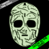 Glow In The Dark Hockey Mask T-Shirt