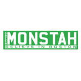 Green Monstah Bumper Sticker