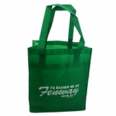 I'd Rather Be At Fenway Deluxe Shopper Tote