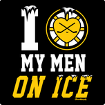 I Like My Men On Ice T-Shirt