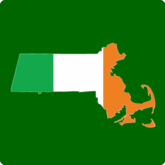 Irish Massachusetts T-shirt