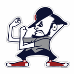 Baseball Fighting Fan Sticker