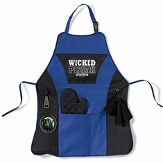 Wicked Pissah Grill Master Apron