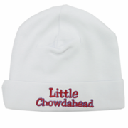 Little Chowdahead Infant Beanie Cap