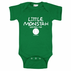 Little Monstah Infant One Piece