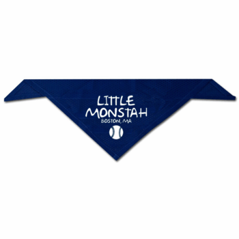Little Monstah Pet / Dog Bandana