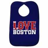 Love Boston Sox Bib