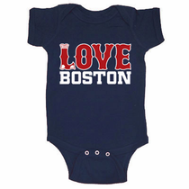 Love Boston Sox One Piece