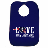 Love New England Bib