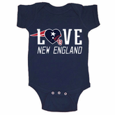Love New England One Piece