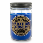 Marathon Monday Candle