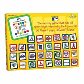 "MLB ""Double Em Up"" Matching Memory Game"