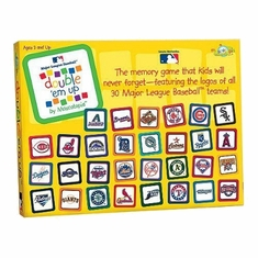 MLB Double Em Up Matching Memory Game