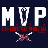 Most Valuable Papi T-Shirt