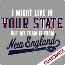 My Football Team Is In New England