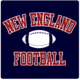 New England Football T-Shirt /Sweatshirt