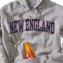 New England Football Tailgater Hoodie