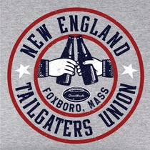 New England Football Union T-Shirt