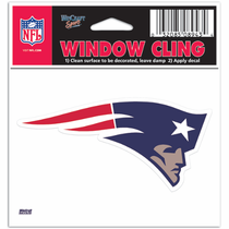 New England Patriots 3x3 Mini Ultra Decal