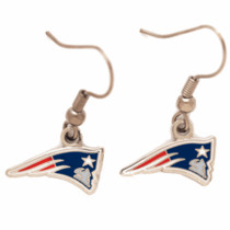 New England Patriots Earrings