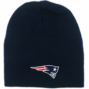 New England Patriots Navy Beanie