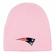 New England Patriots Pink Beanie