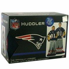 New England Patriots Snuggie Blanket