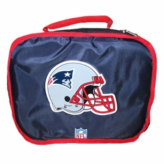 New England Patriots Soft Lunchbox