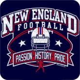 New England Football Passion History Pride T-Shirt