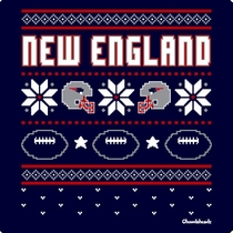New England Ugly Sweater T-Shirt
