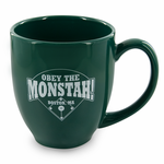 Obey The Monstah 16 oz Coffee Mug