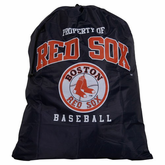 Property of Red Sox Navy Laundry Bag