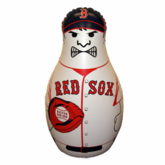 Red Sox Blow Up Baseball Buddy Punching Bag