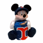 Red Sox Mickey Mouse Hugger Throw