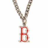 Red Sox Necklace (B Design)