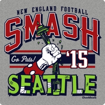 Smash Seattle T-Shirt (ready to ship)