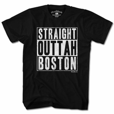 Straight Outtah Boston T-Shirt