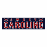 Sweet Caroline Sticker