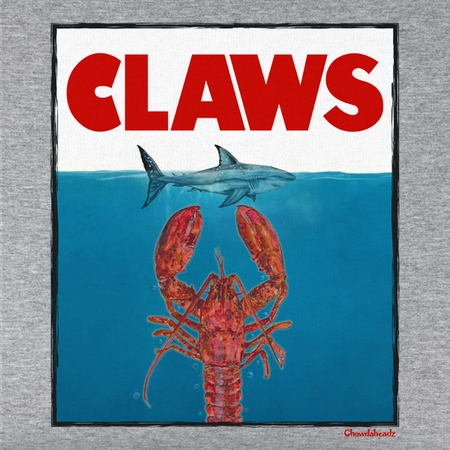Claws T-Shirt, Ready To Ship