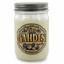 The Gahden Candle